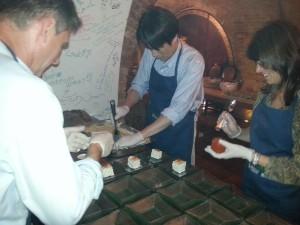 Kochkurs im Kochsalon für M. Balzer GmbH