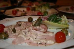 Vitello Tonnato aus der klasischen Küche